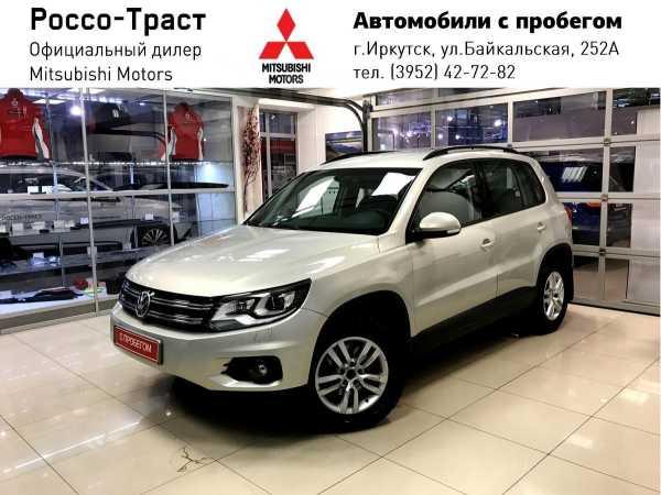 Volkswagen Tiguan, 2014 год, 989 000 руб.