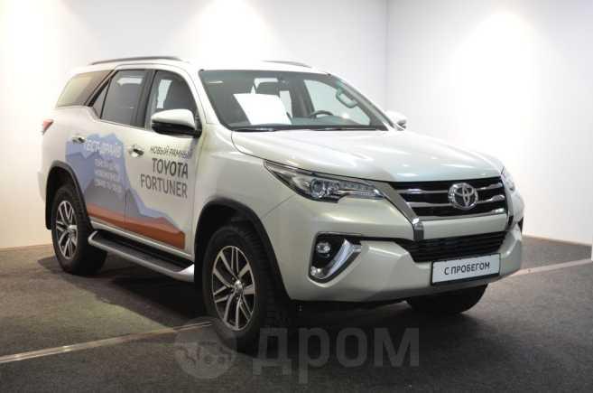 Toyota Fortuner, 2017 год, 2 730 000 руб.