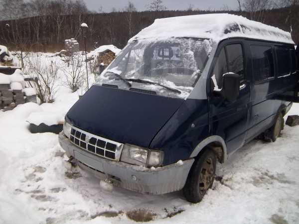 ГАЗ 2217, 1999 год, 85 000 руб.