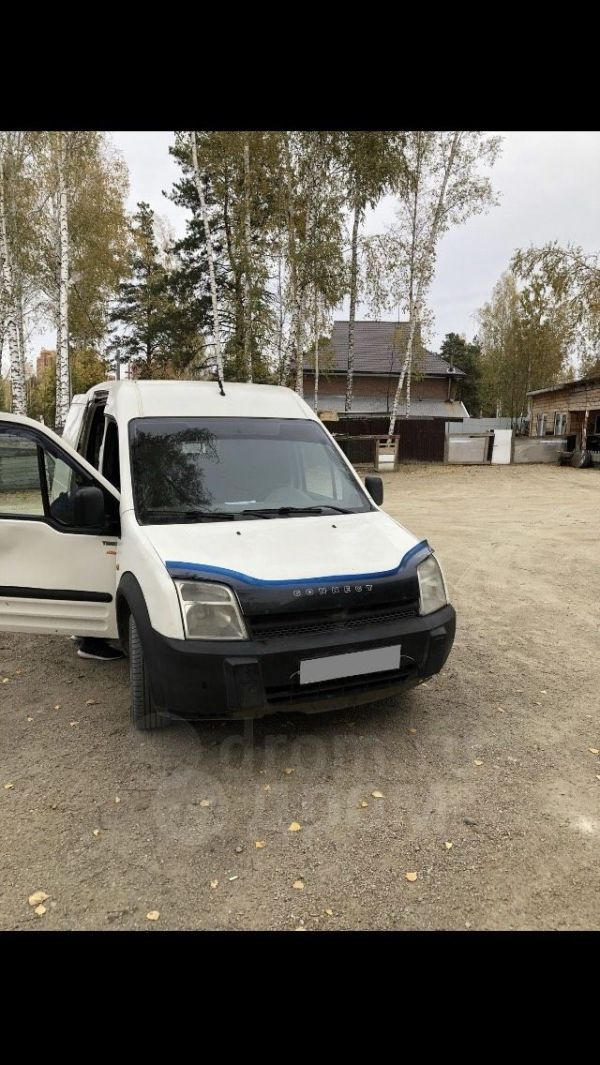 Ford Tourneo Connect, 2002 год, 199 000 руб.