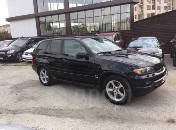 BMW X5, 2004 год, 280 000 руб.