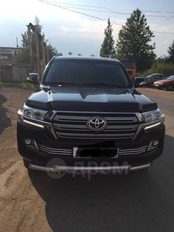 Toyota Land Cruiser, 2015 год, 4 350 000 руб.