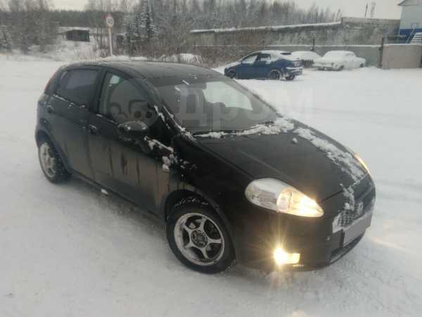 Fiat Punto, 2008 год, 220 000 руб.