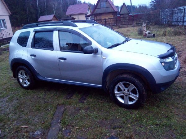 Renault Duster, 2013 год, 575 000 руб.