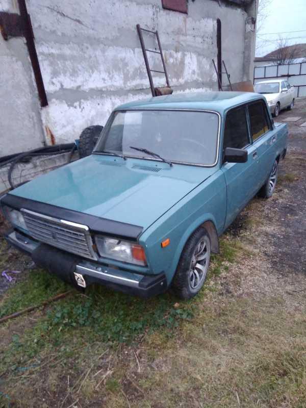 Лада 2107, 2004 год, 55 000 руб.
