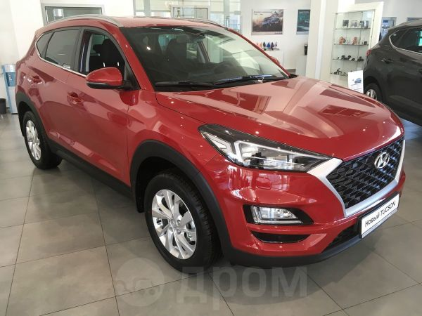 Hyundai Tucson, 2018 год, 1 865 839 руб.