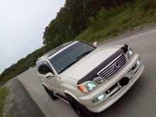 Петропавловск-Кам... Lexus LX470 2002