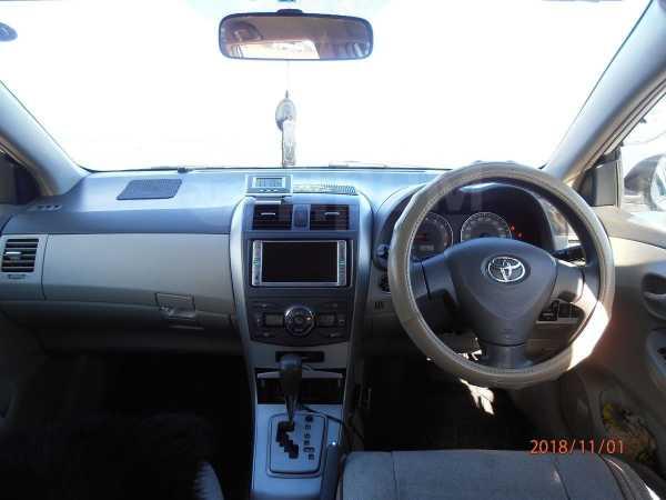 Toyota Corolla Fielder, 2007 год, 555 000 руб.