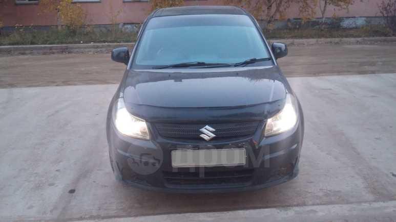 Suzuki SX4, 2006 год, 420 000 руб.