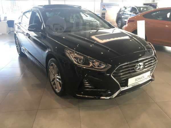 Hyundai Sonata, 2018 год, 1 938 140 руб.