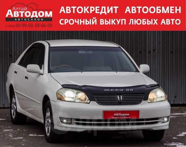 Toyota Mark II, 2001 год, 349 000 руб.