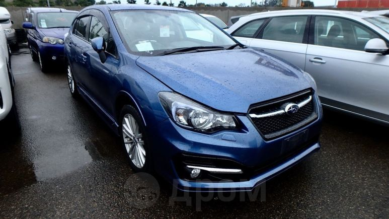 Subaru Impreza, 2015 год, 1 185 000 руб.