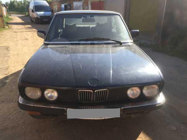 BMW 5-Series, 1984 год, 80 000 руб.