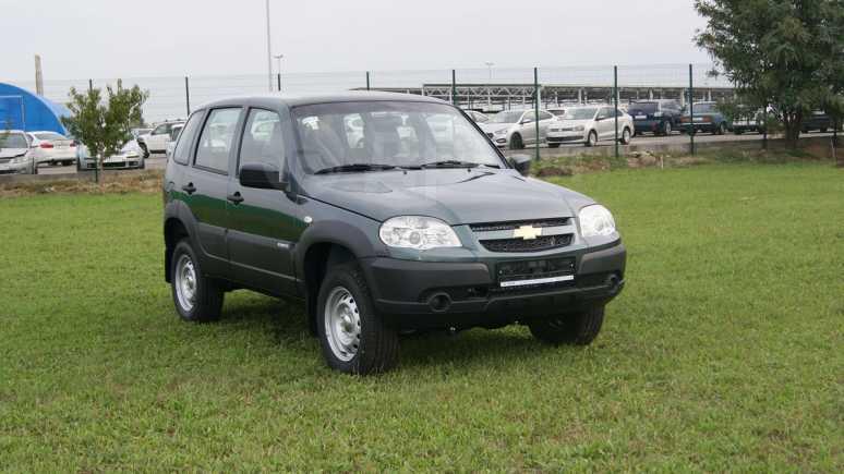 Chevrolet Niva, 2018 год, 606 000 руб.