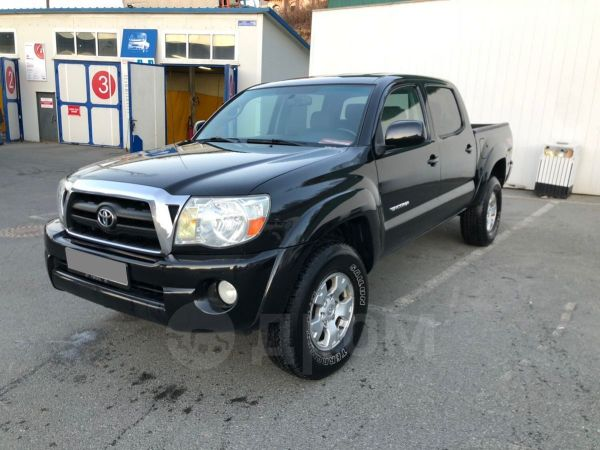 Toyota Tacoma, 2007 год, 1 220 000 руб.