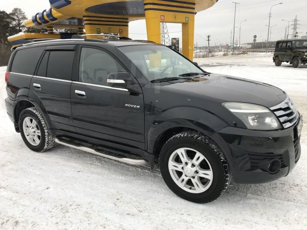 Great Wall Hover H3, 2013 год, 509 000 руб.
