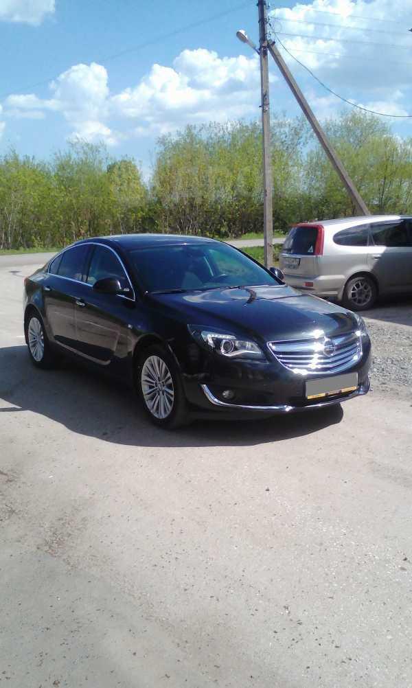 Opel Insignia, 2014 год, 890 000 руб.