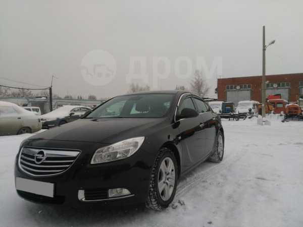 Opel Insignia, 2011 год, 659 000 руб.