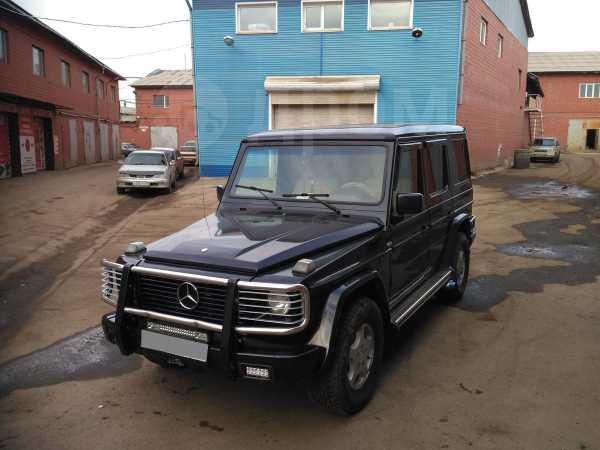Mercedes-Benz G-Class, 1993 год, 925 000 руб.