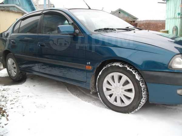 Toyota Avensis, 1997 год, 258 000 руб.