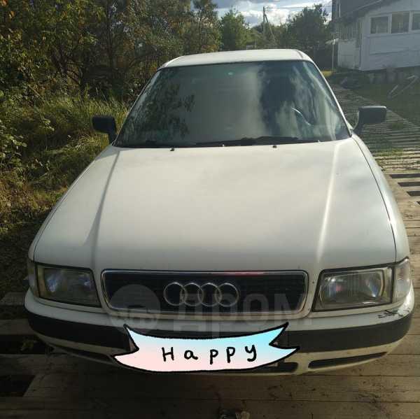 Audi 80, 1993 год, 145 000 руб.