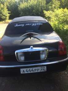 Новосибирск Town Car 2001