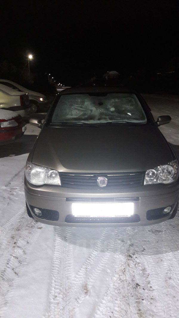 Fiat Albea, 2010 год, 200 000 руб.