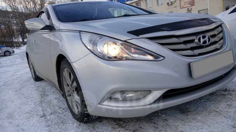 Hyundai Sonata, 2012 год, 820 000 руб.