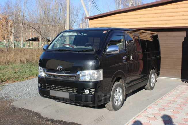 Toyota Hiace, 2009 год, 1 380 000 руб.