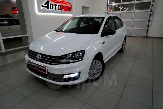 Volkswagen Polo, 2017 год, 647 000 руб.