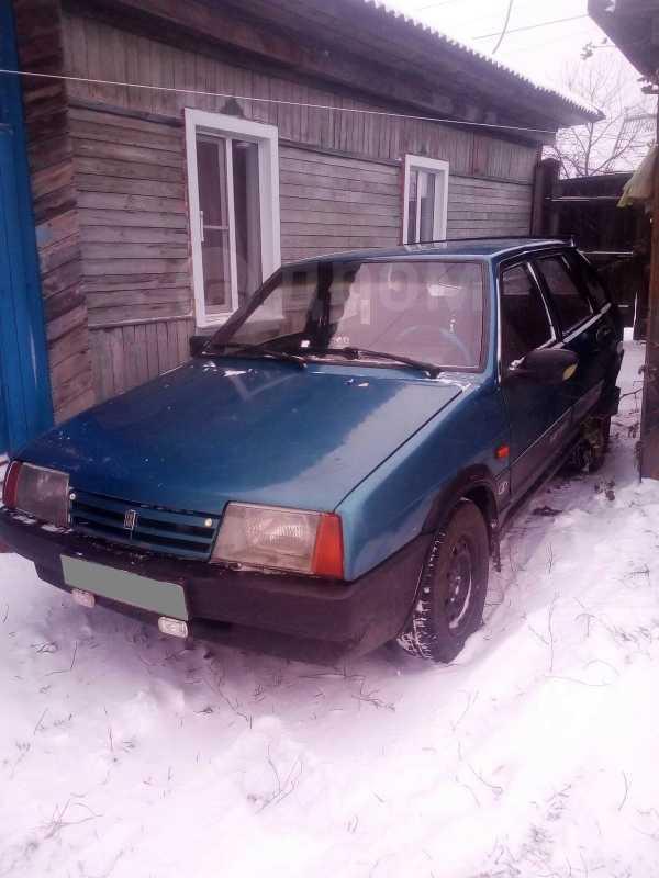 Лада 2109, 1997 год, 37 000 руб.