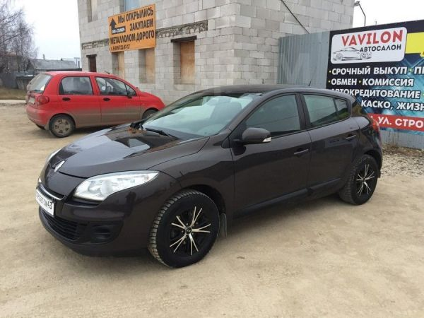Renault Megane, 2014 год, 479 000 руб.