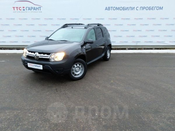Renault Duster, 2016 год, 788 400 руб.