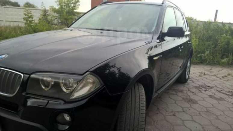 BMW X3, 2008 год, 649 999 руб.
