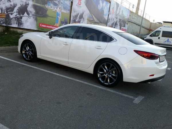 Mazda Mazda6, 2018 год, 1 580 000 руб.