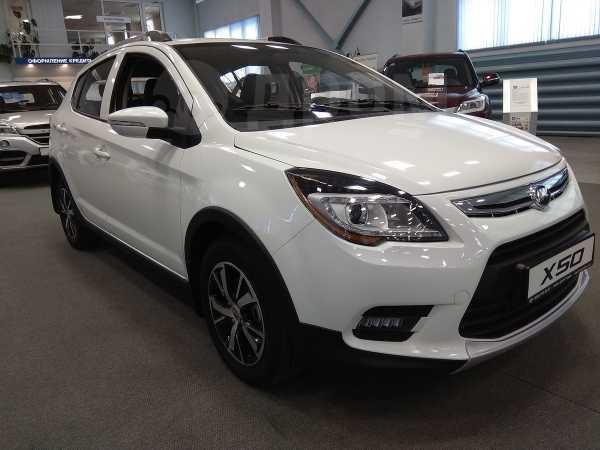 Lifan X50, 2018 год, 769 900 руб.