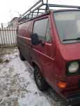 Volkswagen Transporter, 1984 год, 80 000 руб.