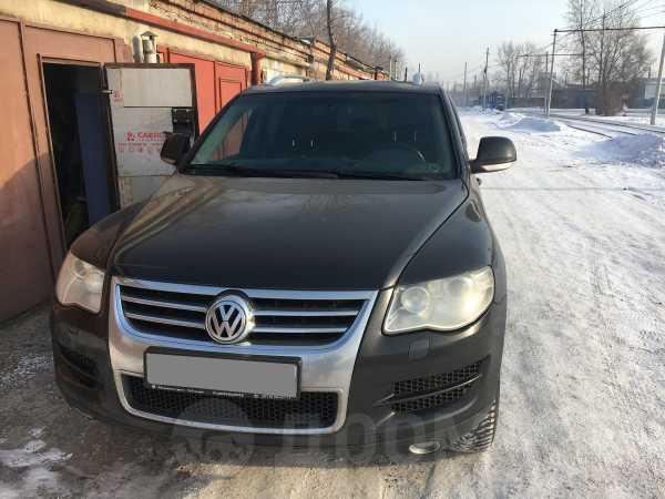 Volkswagen Touareg, 2008 год, 500 000 руб.