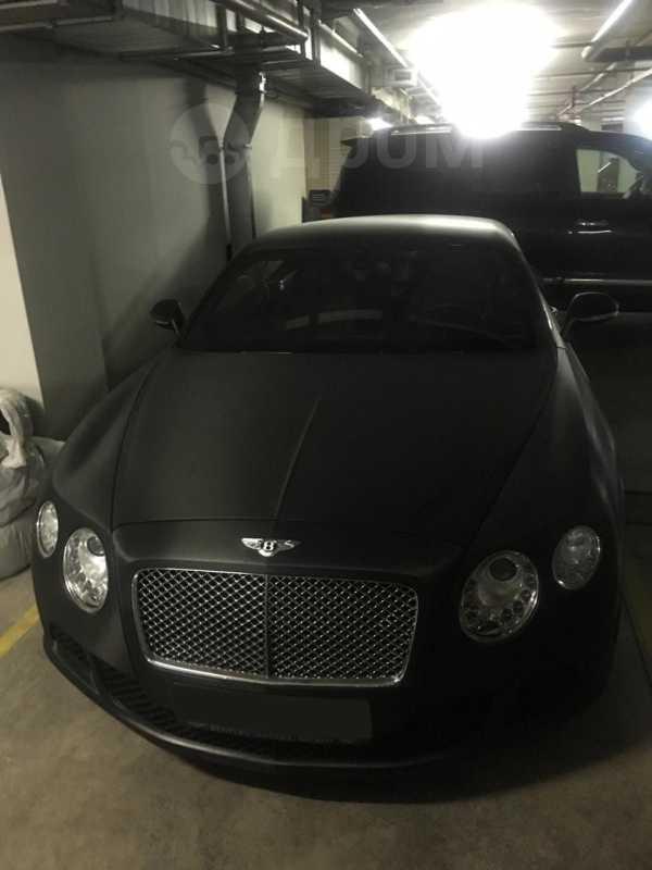 Bentley Continental GT, 2011 год, 6 500 000 руб.