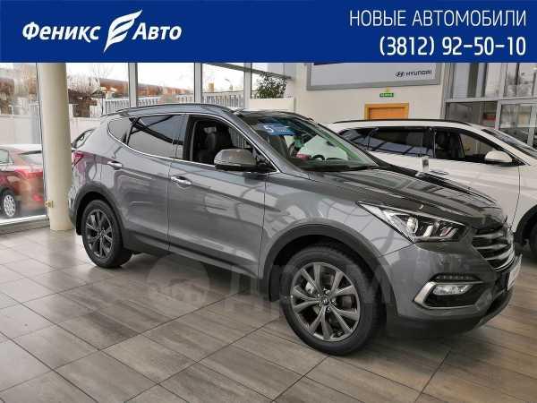 Hyundai Santa Fe, 2018 год, 2 155 470 руб.