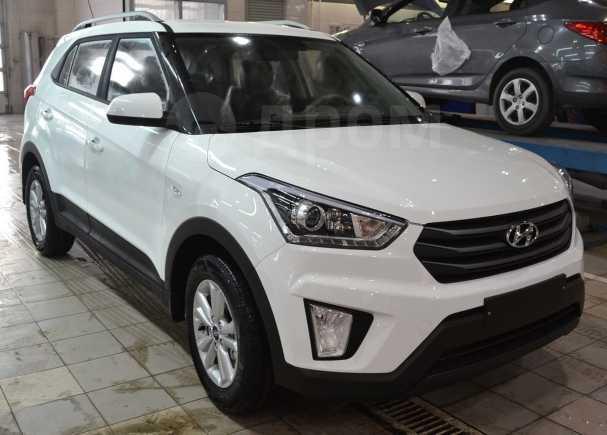 Hyundai Creta, 2018 год, 1 085 000 руб.