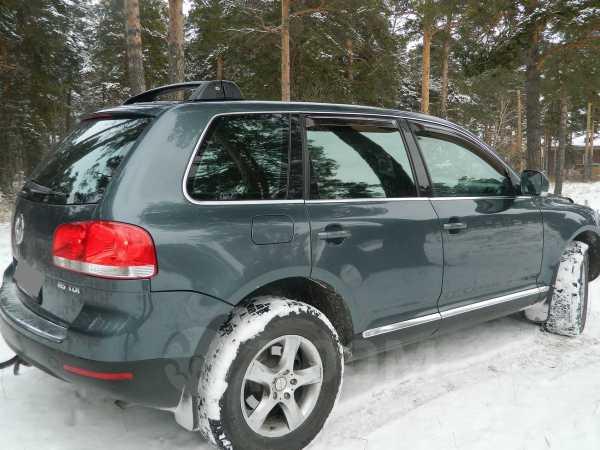 Volkswagen Touareg, 2004 год, 543 000 руб.