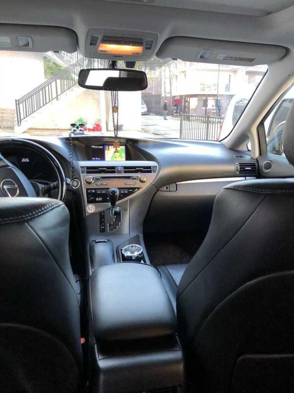 Lexus RX350, 2012 год, 1 700 000 руб.