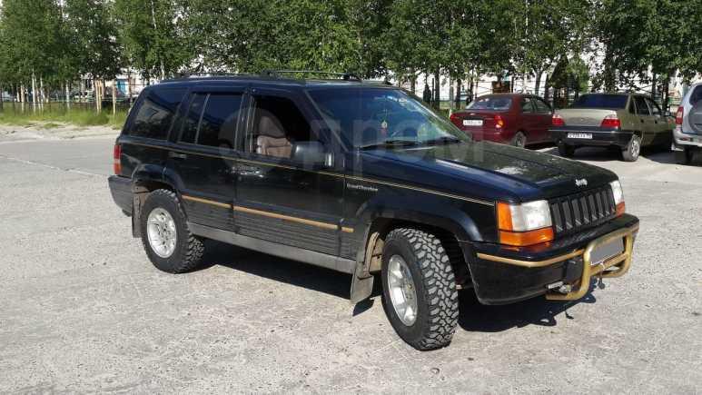 Jeep Grand Cherokee, 1994 год, 250 000 руб.