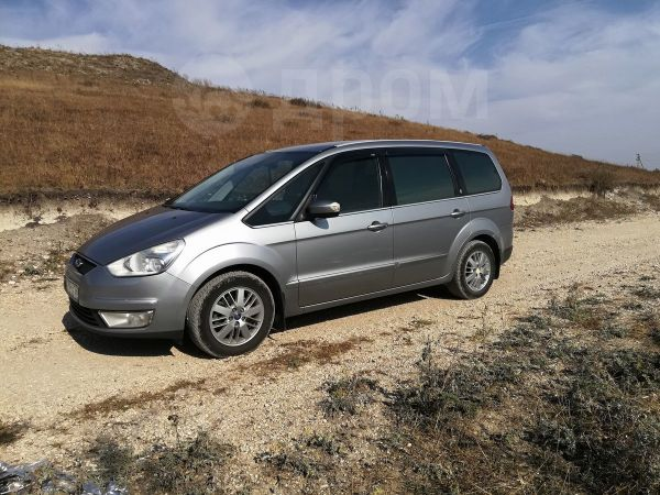 Ford Galaxy, 2007 год, 560 000 руб.