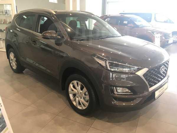 Hyundai Tucson, 2018 год, 1 851 657 руб.