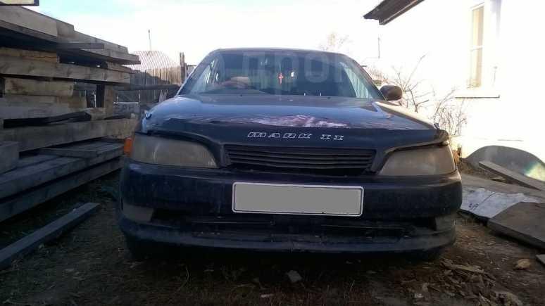 Toyota Mark II, 1993 год, 100 000 руб.