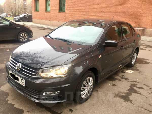 Volkswagen Polo, 2016 год, 569 000 руб.
