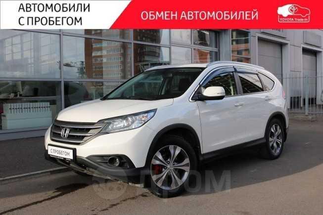 Honda CR-V, 2013 год, 1 396 000 руб.
