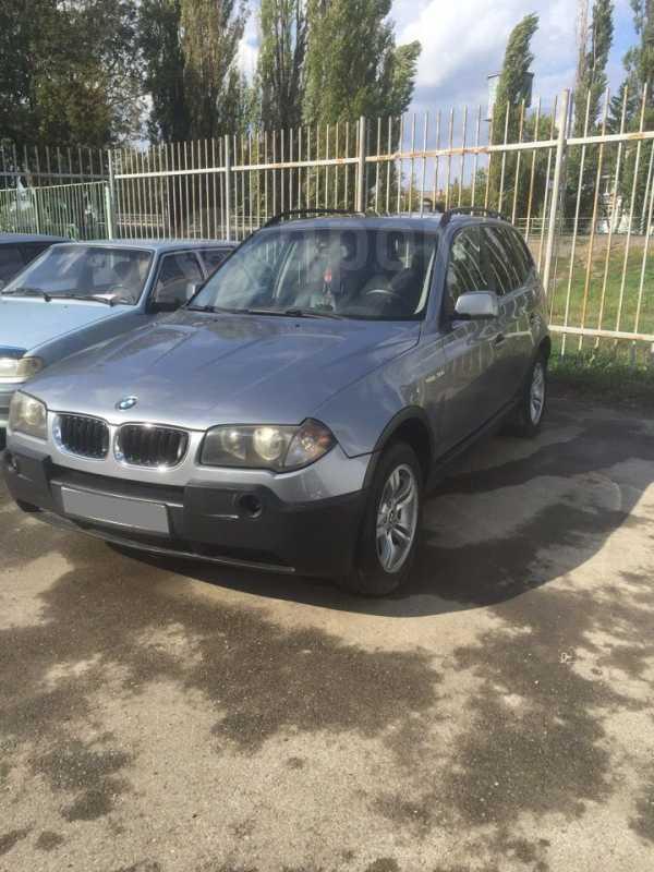 BMW X3, 2005 год, 470 000 руб.